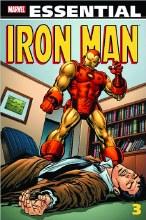 Essential Iron Man TP VOL 03 N