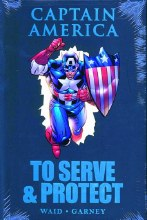 Captain America Serve and Prot