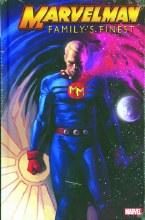 Marvelman Familys Finest Prem HC