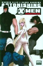 Astonishing X-Men Prem HC Xeno