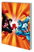 Captain America TP Captain