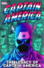 Captain America TP Legacy of C