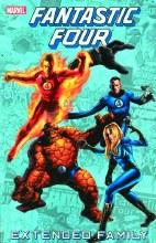 Fantastic Four Extended Family
