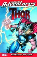 Marvel Adventures TP Thor Bringers of Storm Digest