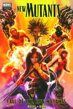 New Mutants Prem HC Fall of Ne