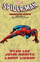 Spider-Man Newspaper Strips HC