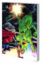 Thor Mighty Avenger GN TP VOL
