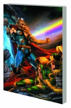 Thor First Thunder TP