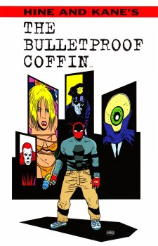 Bulletproof Coffin TP VOL 01 (