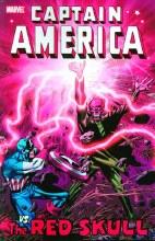 Captain America Vs Red Skull T