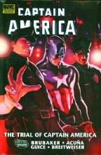 Captain America Trial of Capta
