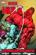 Red Hulk TP Scorched Earth