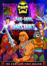 He-Man and the Masters of the Universe Complete DVD Season 01