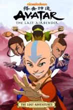 Avatar Last Airbender Lost Adventures TP VOL 01