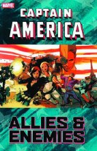 Captain America Allies and Ene