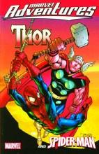 Marvel Adventures Thor Spider-