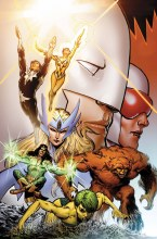 Alpha Flight by Phil Jimenez Poster