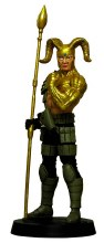 DC Superhero Figurine #86 Magog w/Collectors Magazine