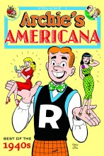 Archie's Americana HC VOL 01 Best of the 1940s