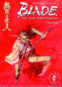 Blade of the Immortal TP Vol.10 Secrets