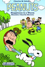 Peanuts Happiness is a Warm Blanket, Charlie Brown! HC