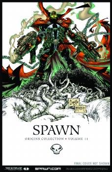 Spawn Origins TP VOL 11