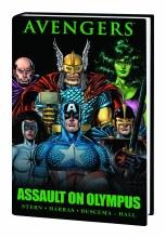 Avengers Assault On Olympus Pr