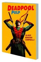 Deadpool Pulp GN TP