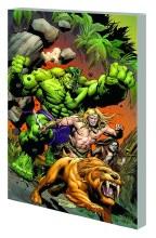 Incredible Hulks TP Planet Sav