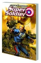 Steve Rogers TP Super-Soldier