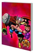 Thor Black Galaxy Saga TP