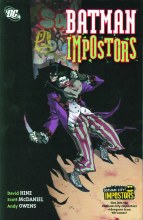 Batman Impostors TP