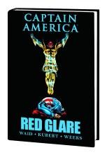 CAPTAIN AMERICA RED GLARE V HC