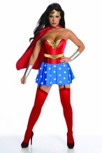 Wonder Woman Corsetted Costume MED