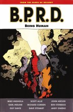 Bprd Being Human TP (Aug110037
