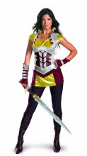 Thor Movie Sif Dlx Costume SM