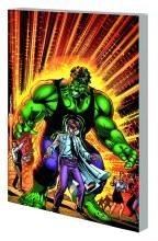 Hulk Visionaries Peter David T