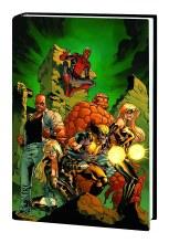 New Avengers By Brian Michael Bendis Prem HC VOL 02