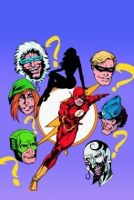 DC Retroactive the Flash the 8