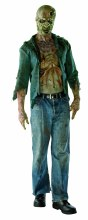 Walking Dead Decomposed Zombie Deluxe Costume