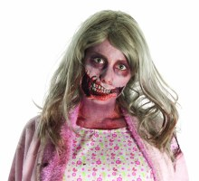 Walking Dead Little Girl Zombie Mouth Prosthetic