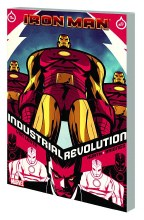 Iron Man Industrial Revolution