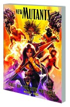 New Mutants TP VOL 03 Fall of