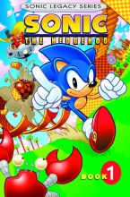 Sonic the Hedgehog Legacy VOL
