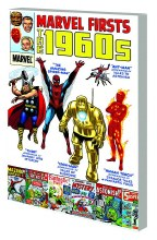 Marvel Firsts 1960s TP
