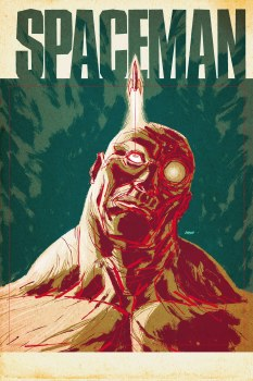 Spaceman #1 (of 9) (Mr)