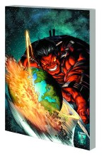 Red Hulk Planet Red Hulk TP
