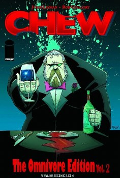 Chew Omnivore Ed HC VOL 02 (Mr