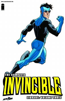 Invincible Complete Library HC