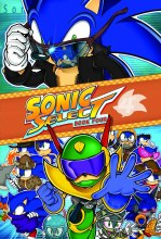 Sonic the Hedgehog Select TP Vol.4 Zone Wars